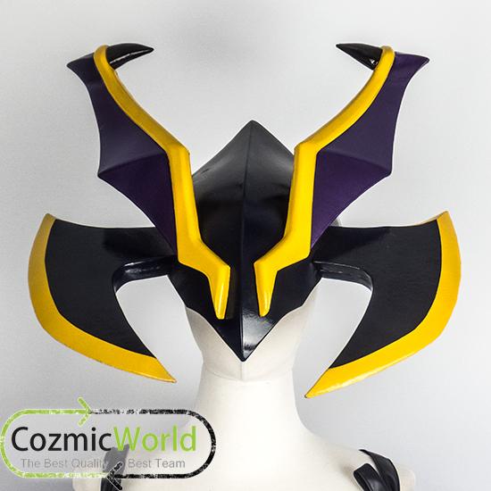 フューチャーカードバディファイトX 黒渦ガイト コスプレ衣装