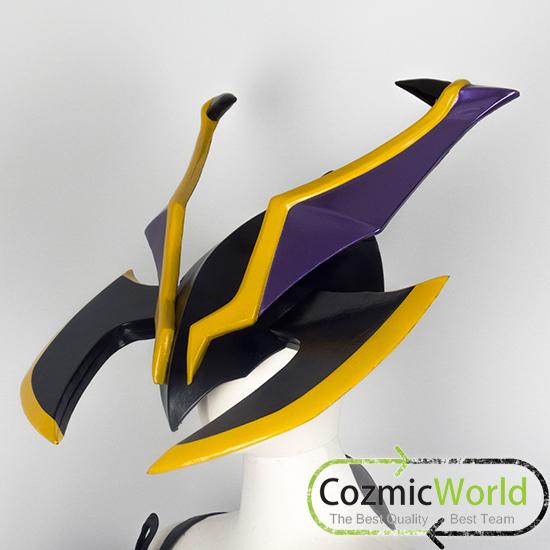 フューチャーカードバディファイトX 黒渦ガイト コスプレ衣装 オーダー