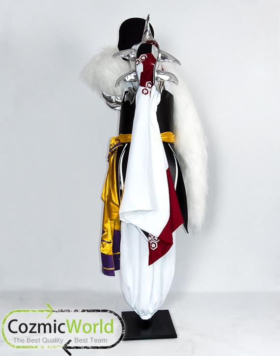 犬夜叉 殺生丸 和服 コスプレ衣装