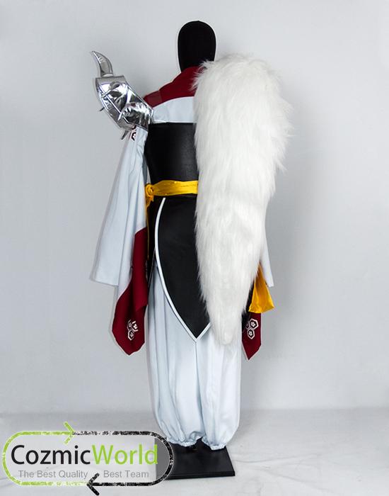 犬夜叉 アニメ 殺生丸 和服 コスプレ衣装 オーダーメイド 販売
