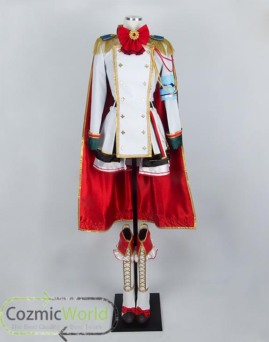 魔法使いと黒猫のウィズ クラリア・シャルルリエ コスプレ衣装 オーダーメイド