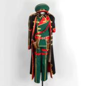 魔法使いと黒猫のウィズ ヴィラム コスプレ衣装 製作 軍服