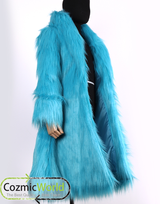 ONE PIECE サボ ファーコート コスプレ衣装 オーダーメイド製作