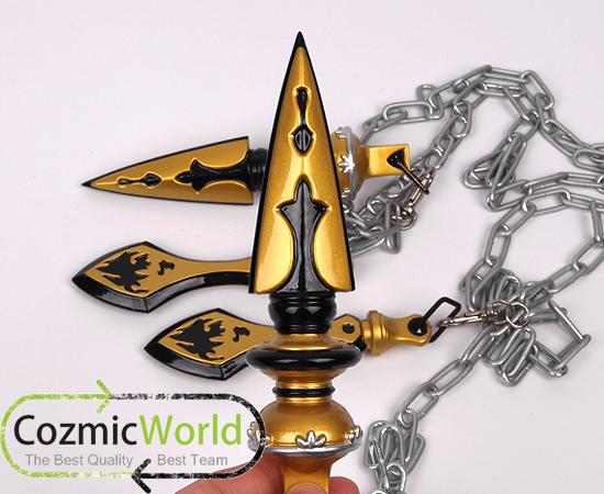 FGO ギルガメッシュ 天の鎖 エルキドゥ コスプレ武器