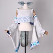 アズールレーン 吹雪 コスプレ衣装