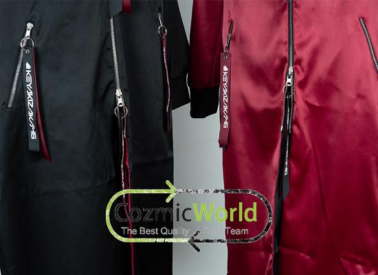 欅坂48 ガラスを割れ!のリバーシブル衣装制作【追加オプション:ダブルジッパー】