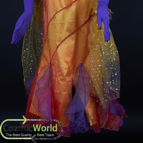 ファッショナブルイースター グローリア コスプレ衣装 ドレス製作