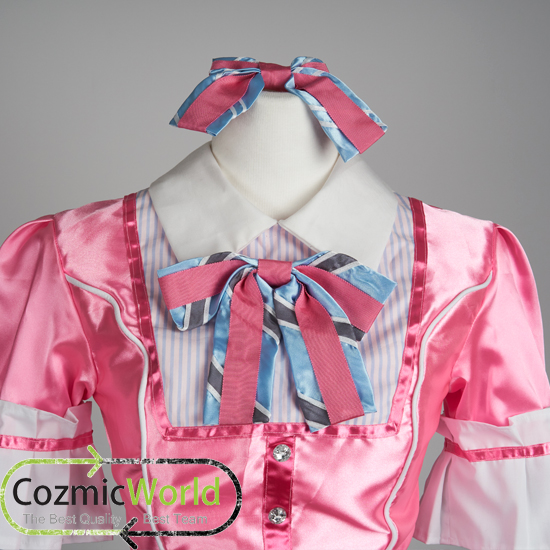 ももいろクローバーZ 佐々木彩夏 ピンク コスプレ衣装