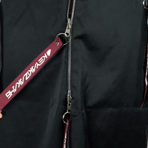 ガラスを割れ 欅坂46 リバーシブルジャケット ダブルファスナー 制作