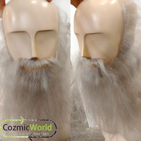口ひげ、顎ひげオーダーメイド製作
