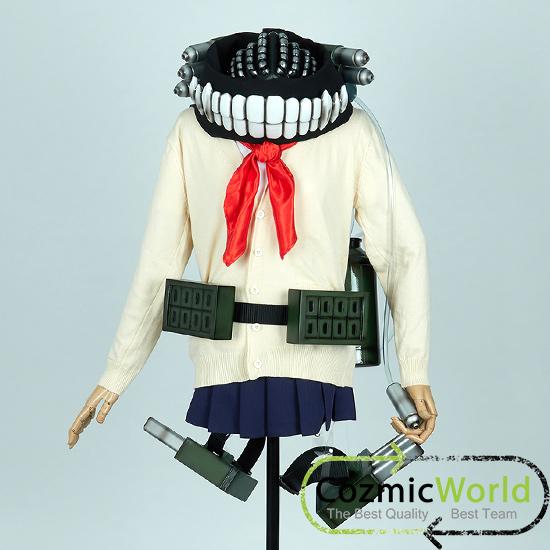 僕ぼくのヒーローアカデミア トガヒミコ コスプレ衣装
