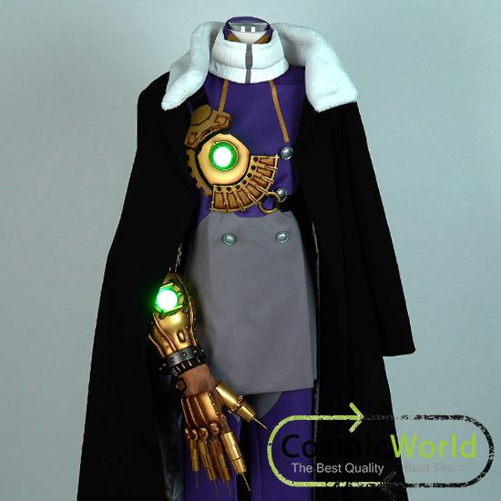 FATE/GO ニコラ・テスラ 第2再臨 コスプレ衣装