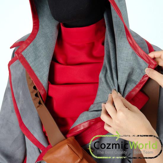 アサシンクリードクロニクル ロシア ニコライ・オレロフ コスプレ衣装 オーダーメイド コスプレ通販 COZMICWORLD コート製作