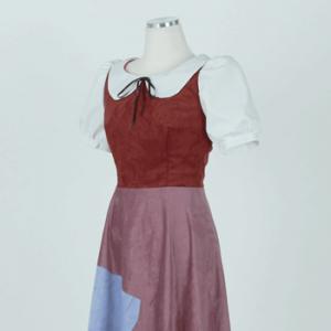 白雪姫 コスプレ衣装 ワンピース製作 ディズニー 仮装