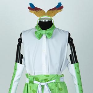 けものフレンズ セーバル コスプレ衣装 オーダーメイド 衣装制作