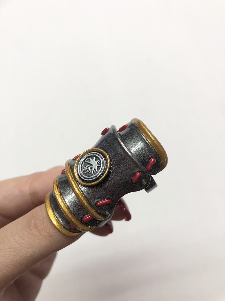 刀剣乱舞 大典太光世 アーマーリング 小道具 オーダーメイド コスプレ 小道具制作 衣装制作