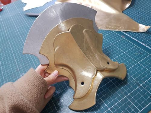 刀剣 小道具制作 大典太光世 刀剣男士 造形制作
