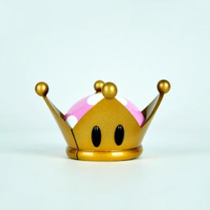 マリオ キングテレサ姫 コスプレ小道具 クラウン オーダーメイド ウェディング ドレス コスプレ