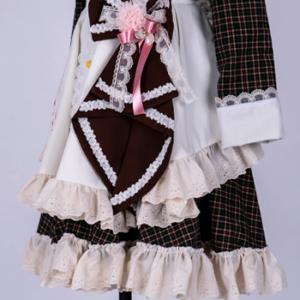 メイドコスプレ 小物製作 衣装 コスプレ衣装 激安 フルセット衣装