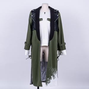 黒い羊 欅坂46 画像 ステージ 衣装