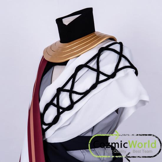 Fate/Prototype 蒼銀のフラグメンツ モーセ コスプレ衣装 オーダーメイド