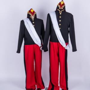 笛を吹く少年 コスプレ衣装 大塚国際美術館 #アートコスプレ COZMICWORLD