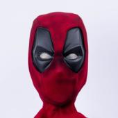デッドプール2 マスク制作
