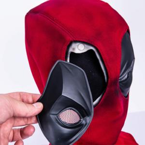 デッドプール マスク制作 COZMICWORLD.COM