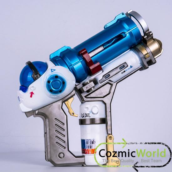 オーバーウォッチ 3D メイ リン・チョウ ブラスター コスプレ小道具 コズミックワールド