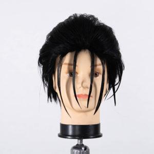 るろうに剣心 CozmicWorld ウィッグ製作 コスプレ衣装 コスプレウィッグ 黒髪