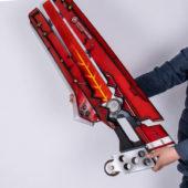 GUILTY GEAR Xrd REV2 ギルティギア キャラクター JUNK-YARD DOG コスプレ武器 オーダーオーダーメイド製作