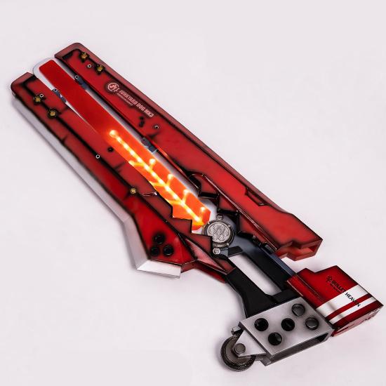 ギルティギアー ジャンクヤードドッグ 武器 ギルティギア キャラクター 銃 武器 製作 コスプレ小道具