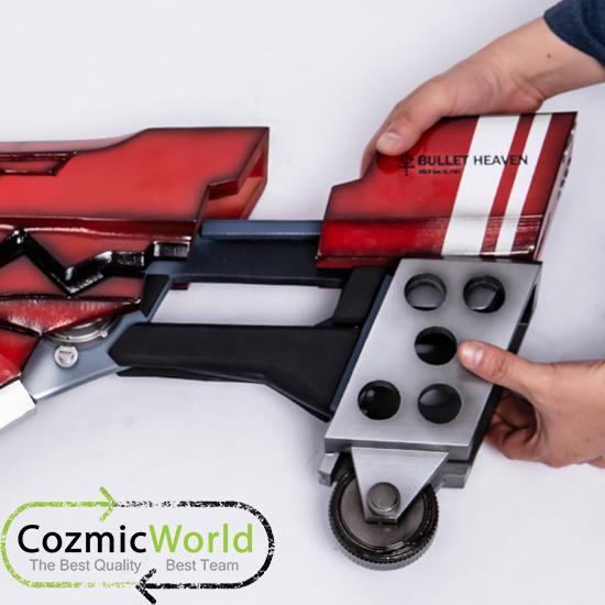 小道具製作 GUILTY GEAR Xrd REV2 ギルティギア キャラクター JUNK-YARD DOG コスプレ武器