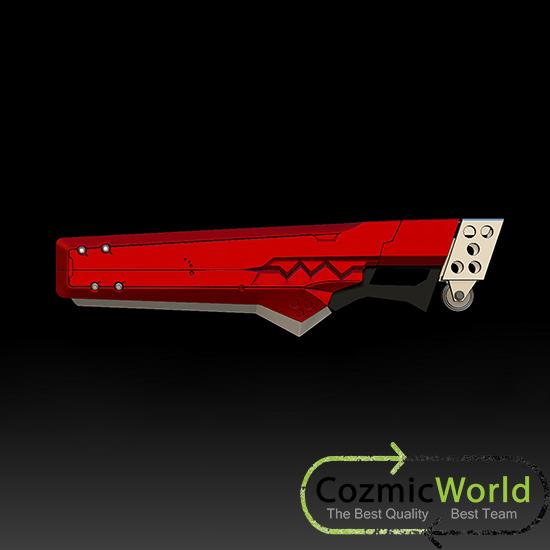 武器製作 GUILTY GEAR Xrd REV2 ギルティギア キャラクター JUNK-YARD DOG コスプレ武器 オーダーオーダーメイド製作