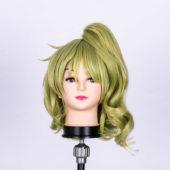 コスプレオーダーメイド 女装コスプレ アニメ コスプレ コスプレウィッグ 金髪 ウィッグ ウィッグ 通販