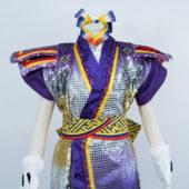 東京ディズニーランド 2014年夏祭りの雅涼群舞 ミッキーマウス コスプレ 衣装