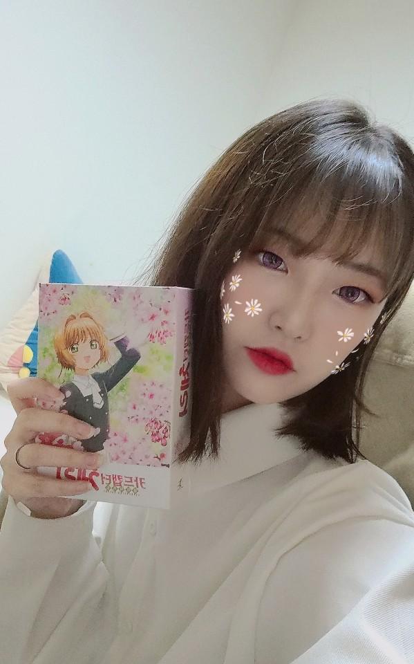 カードキャプターさくらポストカード集(100枚+ケース)