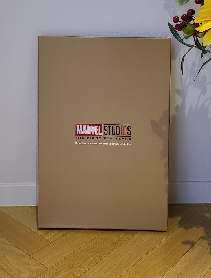 マーベル 10周年ゴールド マスターポスターコレクション (30枚セット)
