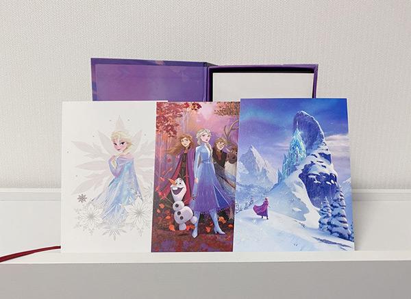 アナと雪の女王2 ポストカード集