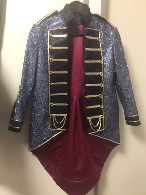 ヒプノシスマイク 四十物十四 コスプレ衣装 ジャケット