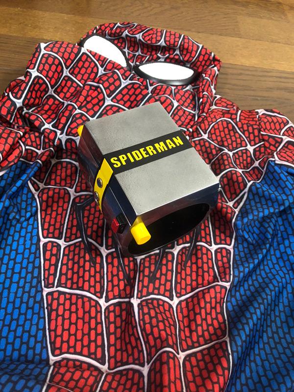スパイダーマンコスプレレビュー_COZMICWORLD.COM